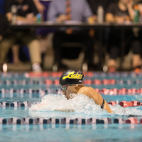 PLU Women's Swimming