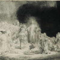 Kruizenga Art Museum: Rembrandt Etchings Focus Exhibit