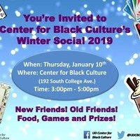 CBC's Winter Social