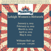 Lehigh Women's Network | Center for Gender Equity