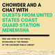 Chowder and a Chat: USCG Station Menemsha