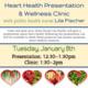 Heart Health Talk & Wellness Clinic