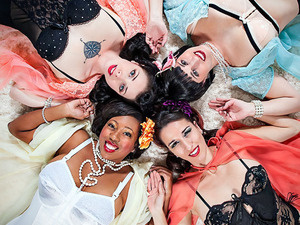 Gilded Lily presents: 10th Annual Tassels & Champagne: Booty Nights