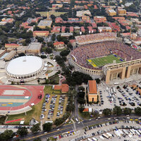 LSU Football vs. Utah St.