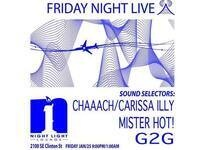 FMPDX - Friday Night Live