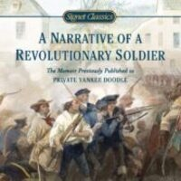 "January Book Club: ""Narrative of a Revolutionary Soldier"""