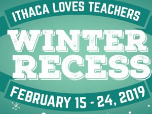 Winter Recess Teachers Festival
