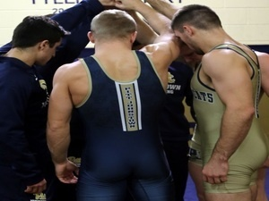Pitt-Johnstown Wrestling vs. East Stroudsburg