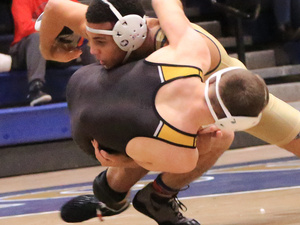 Pitt-Johnstown wrestling vs. East Stroudsburg University