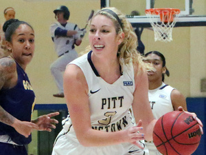 Pitt-Johnstown Basketball Doubleheader vs. IUP