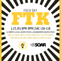 Field Day FTK Raise Red pre-Event