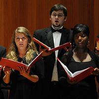 University Chorus, Chorale & Cardinal Singers