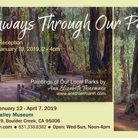 Pathways Through Our Parks Exhibition Opening Reception