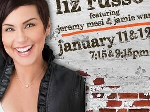 Aurora Comedy Nights: Liz Russo