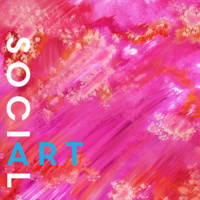 Art Social ~ Glorious Color!