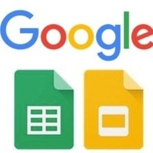 Creating Charts with Google Sheets and Google Slides