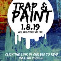 Trap & Paint 2019