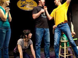 Aurora Comedy Nights: Dad's Garage