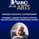 Piano in the Arts- Baroque, Romantic, Contemporary