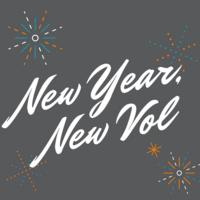 New Year, New Vol