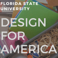 FSU Design for America - Design Sprint