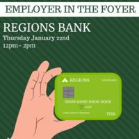 Employer in the Foyer: Regions