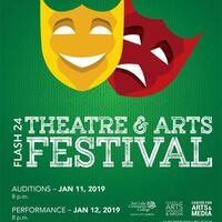 Flash 24 Hour Theatre and Arts Festival
