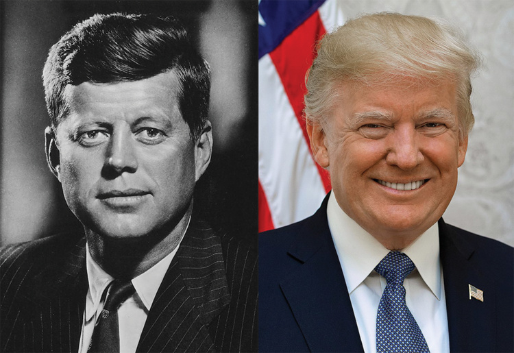From JFK to Trump: The Cultural Legacy of the 1960's
