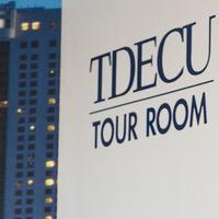 TDECU Tour Room