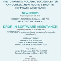 Drop-In Software Assistance!