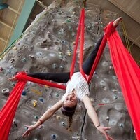 Aerial Silk Small Group Training Class