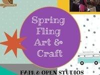 Spring Fling Art & Craft Extravaganza