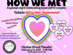 Our Bold Voices Presents: How We Met