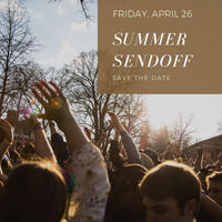 Summer Sendoff