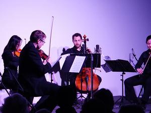 Delgani String Quartet Presents: Musical Icons
