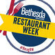 Bethesda Magazine Restaurant Week