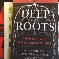 Book Talk with Avidit Acharya, Deep Roots: How Slavery Still Shapes Southern Politics