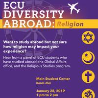 ECU Diversity Abroad: Religion