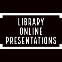 Online Presentation: Overview of Library Resources