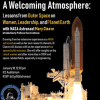 A Welcoming Atmosphere: Lessons from Outer Space on Women, Leadership, and Planet Earth