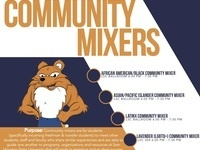African American/Black Community Mixer