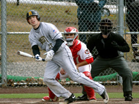 Baseball vs. Oswego State
