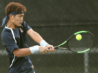 Men's Tennis vs. Oberlin College