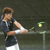 Men's Tennis vs. Oberlin College