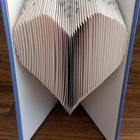 STEM Book Folding Art