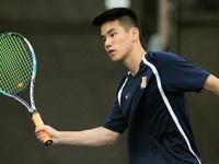Men's Tennis vs. Hobart College