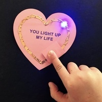 Teen Craft: Circuit Valentine's Day Cards