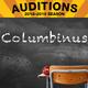 Columbinus Auditions