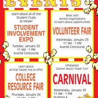 Student Involvement Expo