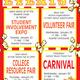 College Resource Fair